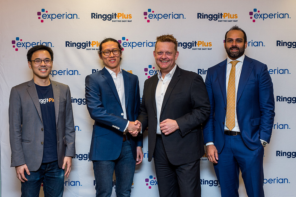 Experian Leads USD$10 million Funding in RinggitPlus' Parent Company, Jirnexu, to Advance Malaysia's FinTech Ecosystem